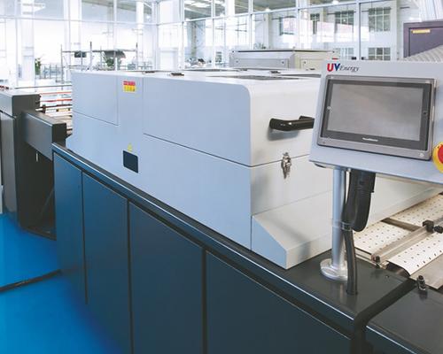 台历印刷机