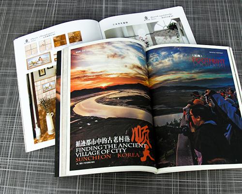酒店画册设计印刷