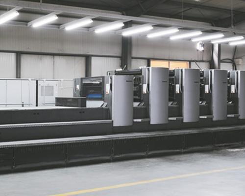 纸板印刷设备
