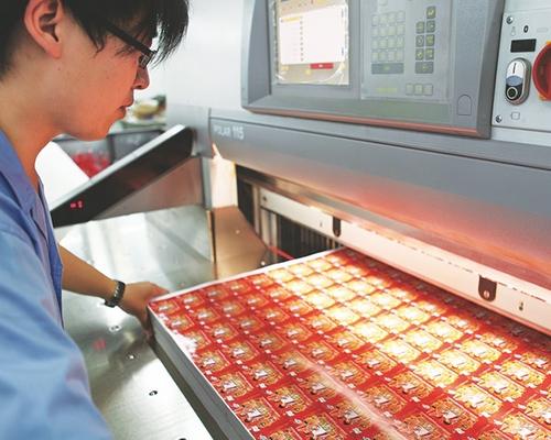 印刷厂印刷设备