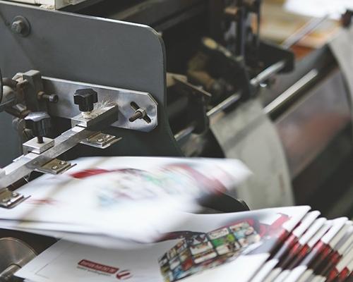 包装印刷机