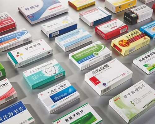 西药盒设计