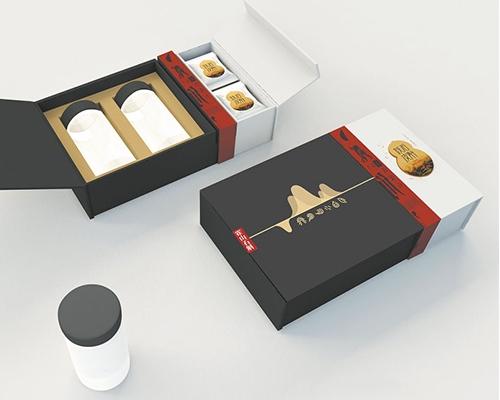食品包装盒印刷
