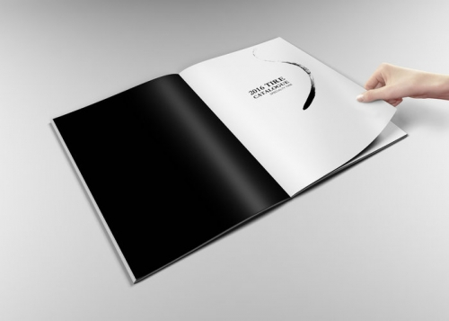 公司宣传册印刷